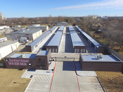 Elm Street Storage | The Best Self Storage Facility  In Jenks, Oklahoma 74037 - Google Maps